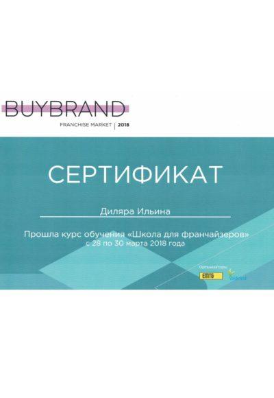 BUYBRAND Franchise Market 2018